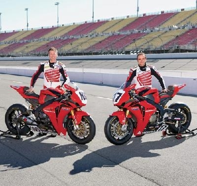 Superbike: Honda abandonne l'AMA !