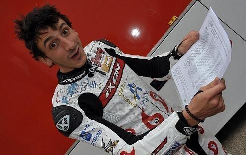 GP d'Espagne : Louis Rossi finit sur une bonne note, surtout samedi !