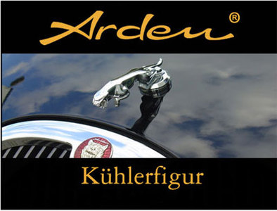 Arden: l'accessoire ultime du jaguariste nostalgique