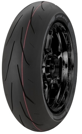 Avon 3D Ultra Xtreme : pneu racing à l'anglaise
