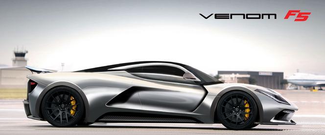 Hennessey dévoile la future Venom F5
