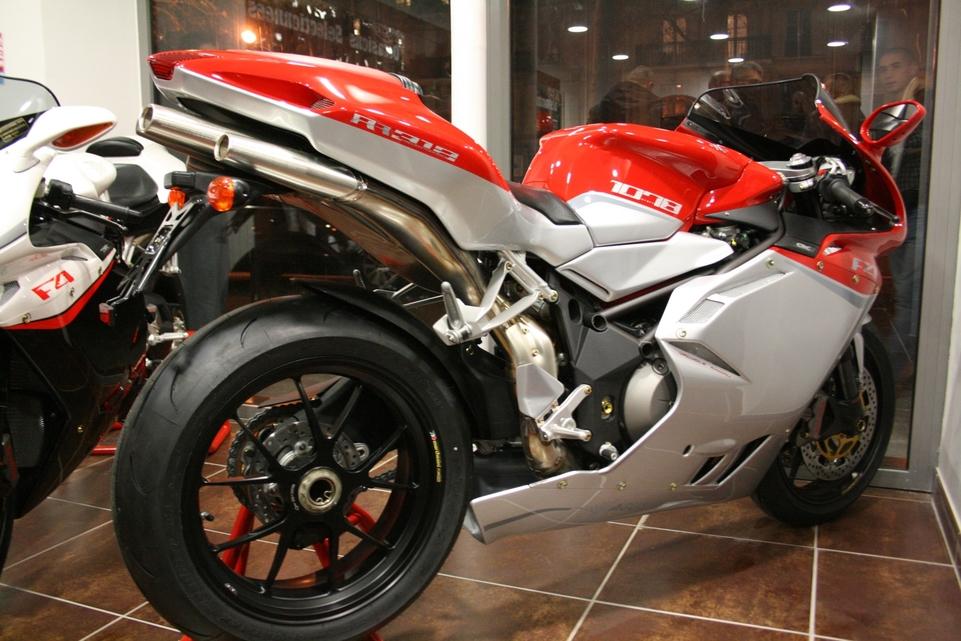 Ouverture d'une concession ATS Motorcycles dédiée à MV Agusta