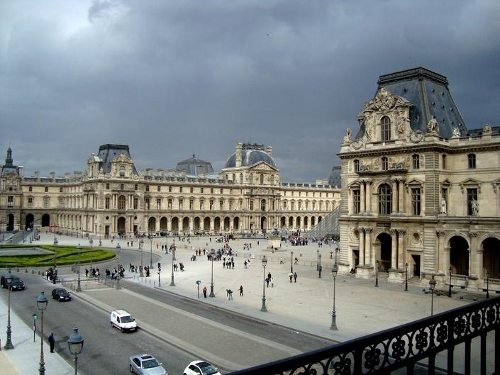 Le Louvre sans voiture, le nouveau projet d'Anne Hidalgo