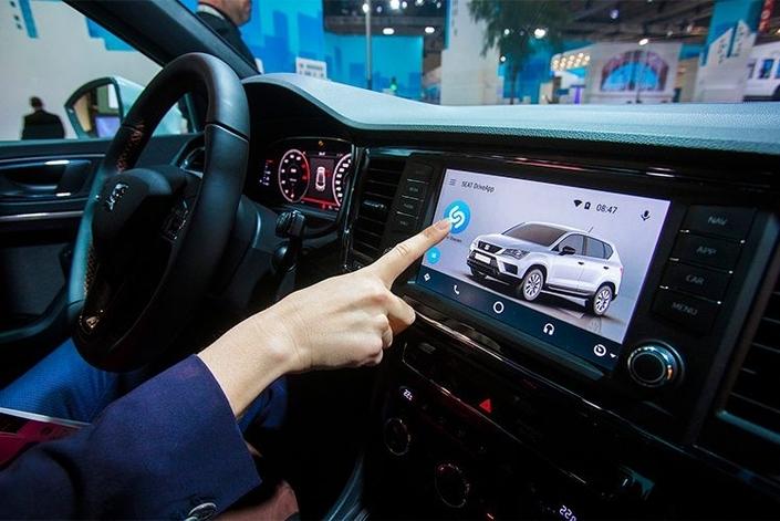 Seat intègre Shazam à bord de ses autos et annonce la 5G