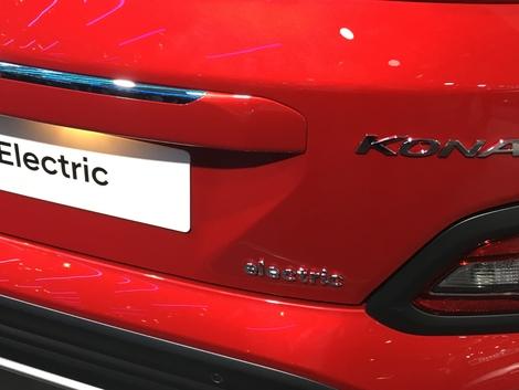 L'autonomie du Kona électrique donne envie.