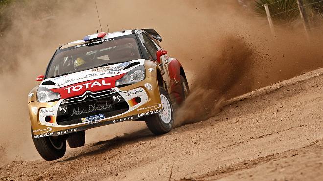 WRC Argentine Jour 3 : Loeb évite les fautes et prend la tête