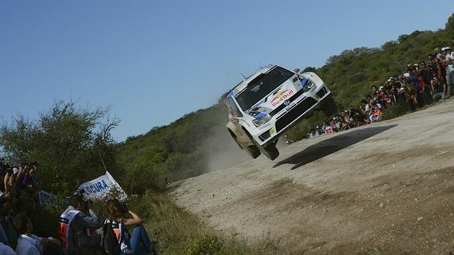WRC Argentine Final : Loeb en prend une 78eme