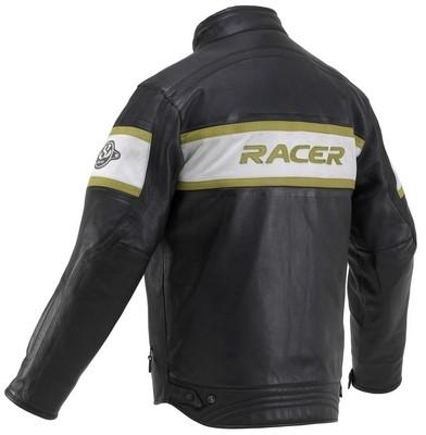 Racer Eight: un blouson au style d'antan.