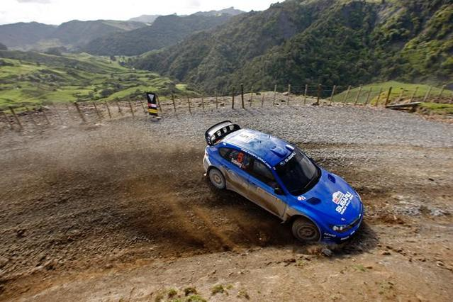 WRC Nlle-Zélande Jour 2 : au concours de lenteur, Latvala perd