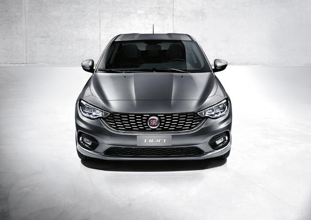 Salon de Genève 2016 - Fiat Tipo 5 portes : guettée!