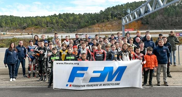 FFM: stage Vitesse à Alès