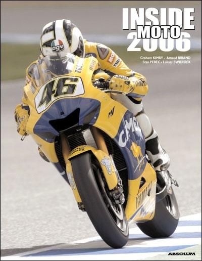 Livre : Inside moto 2006