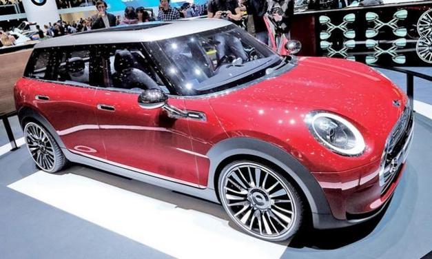 La gamme Mini va comprendre entre 8 et 10 modèles