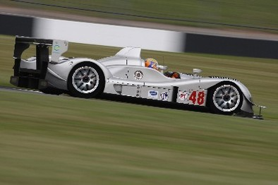 Petit Le Mans: une Zytek hybride au départ!