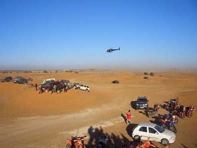 Dakar 2007 : étape 6,  Viladoms prend la tête