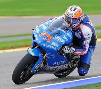 GP250 - Les engagés 2009: Cluzel rejoint Di Meglio