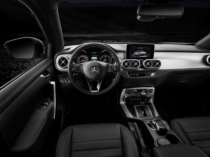 Salon de Genève 2018 - Mercedes: le pick-up Classe X adopte un V6 diesel