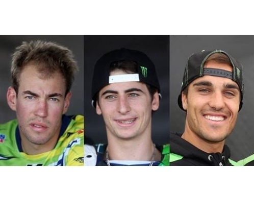 Motocross des Nations 2014 : l'équipe de France