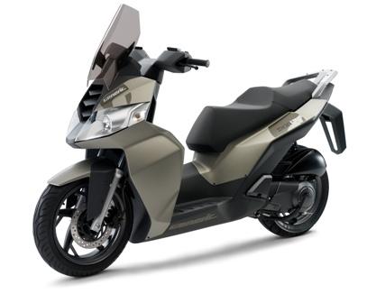 Nouveauté 2009 : Generic Zion 125 cm3 : Un scooter à l'esprit Zen