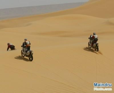Rallye accessible, simple et pas cher: Tunisie 2009 catégorie Enduro Cup!