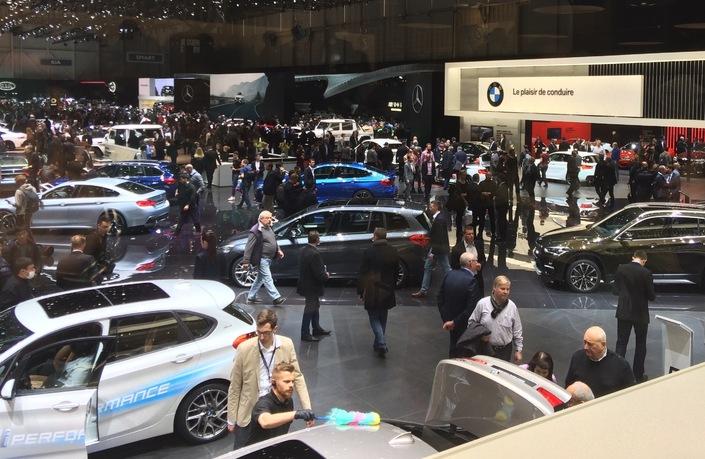 L 39 agenda automobile de mars 2018 salon de gen ve - Salon de l auto reims ...