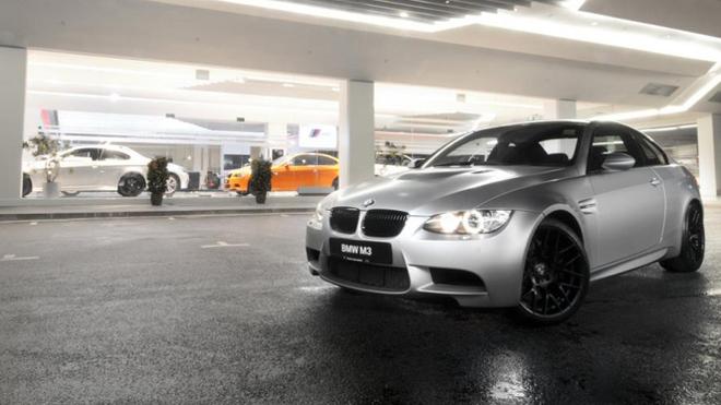 De nouvelles photos de la BMW M3 Competition Edition, qui sera également vendue avec le volant à droite