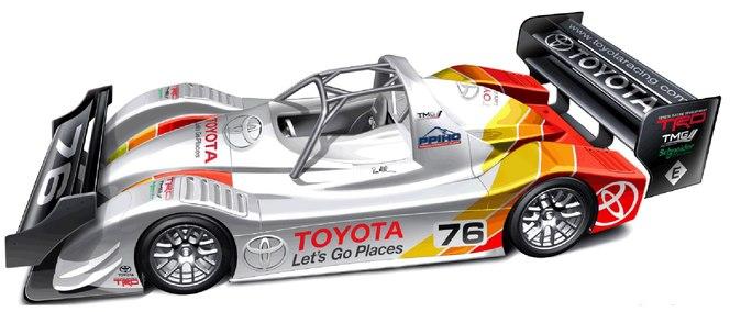 Pikes Peak 2013 : la Toyota EV P002 électrique défie les thermiques