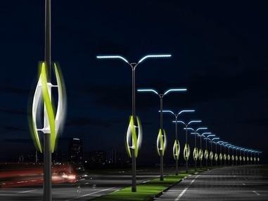 Economie, écologie et sécurité routière : la fin des autoroutes éclairées !