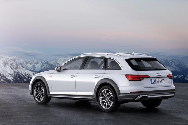 Salon de Genève 2016 – Audi A4 Allroad : gadoue addict