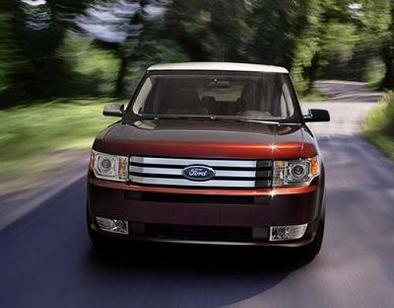 Ford Flex: Le cubisme se veut toujours tendance