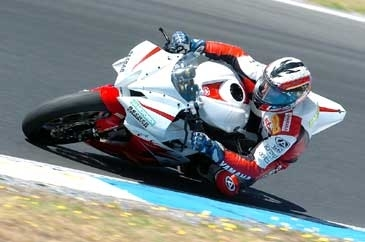 Supersport: Phillip Island Test D.1: La R6 impressionne
