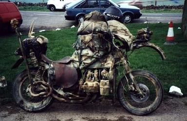 Rat Bikes: La moto en friche