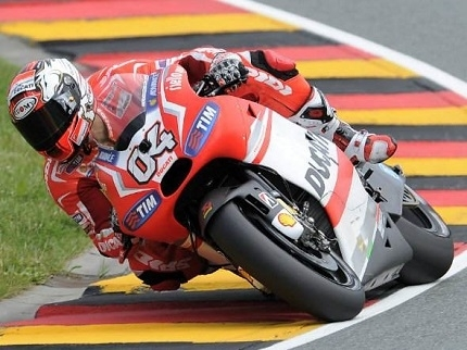 Moto GP: la famille Ducati reste unie