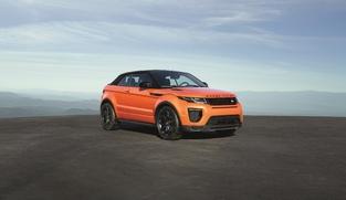 Salon de Genève 2016 – Land Rover Range Rover Evoque cabriolet : unique