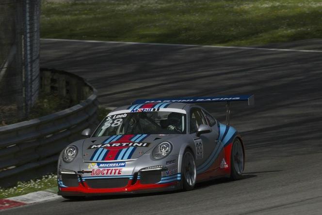 Une Porsche Martini Racing pour Sébastien Loeb!