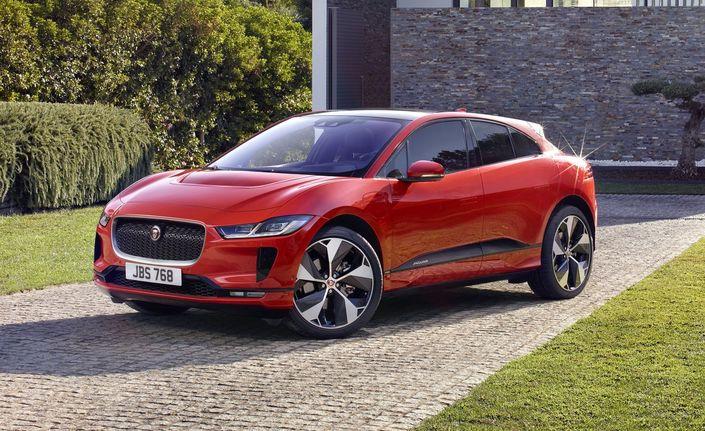 Présentation officielle le 1er mars — Jaguar I-Pace