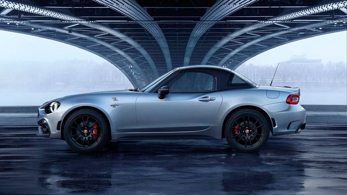 Fiat 124 Spider : nouvelle finition S-Design