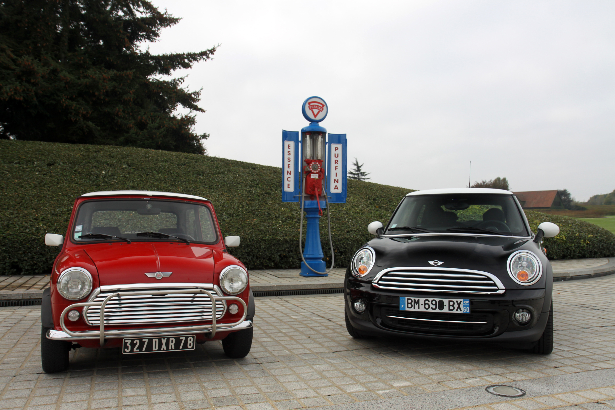 the mini cooper story the We spent a week driving the all-new mini cooper s, and here's what we think of  this vehicle.