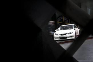 Honda dévoile la nouvelle Civic pour le championnat de voitures de tourisme britannique
