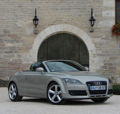 essai audi tt roadster 2 0 tdi 170 ch r volution logique. Black Bedroom Furniture Sets. Home Design Ideas