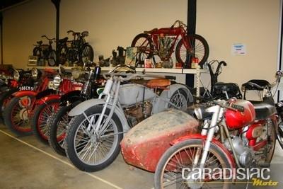 Journées européennes du patrimoine les 18 et 19 septembre 2010 : les motos aussi sont de la partie…