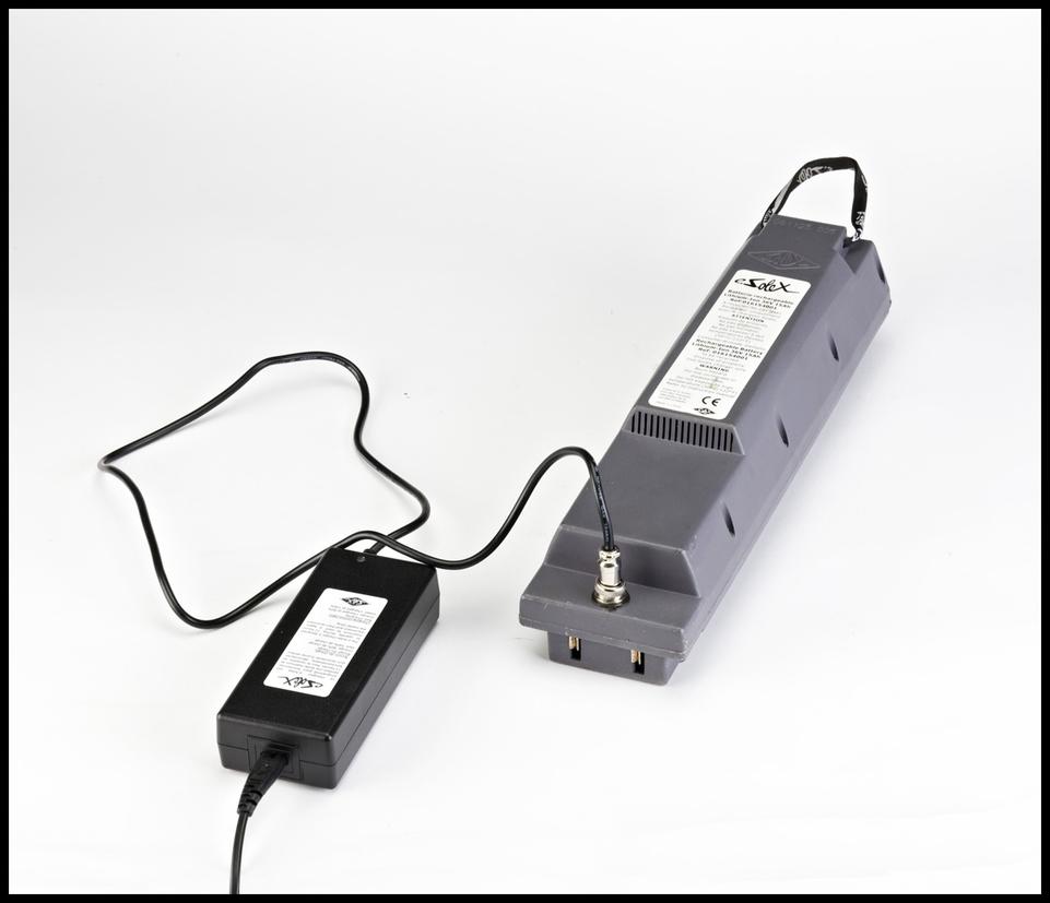 chargeur batterie e solex