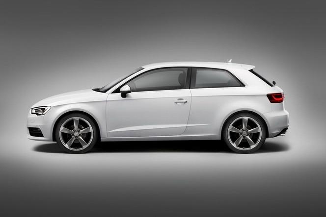 Salon de Genève 2012 - Voici la nouvelle Audi A3!