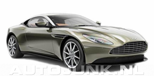 Surprise : voici la nouvelle Aston Martin DB11