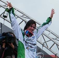 Interview ; Livia Lancelot a repris la moto depuis peu, après sa blessure à l'épaule, elle repart pour le titre