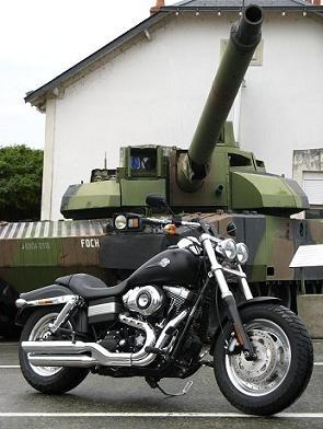 Essai Harley-Davidson Dyna Fat Bob: L'émoi des mots