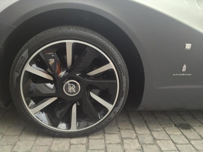 Mystère : d'où sort cette Rolls-Royce Hyperion moche ?