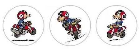 Campagne Européenne de sécurité routière moto par l'ACEM
