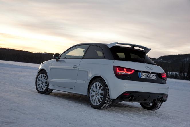 Prise en mains - Audi A1 quattro :  Supernova