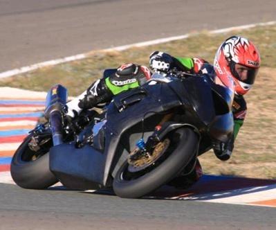 Superbike - Supersport: Les Kawasaki ont tourné à Almeria